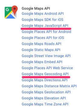 Google 地圖( 原理) - Webduino